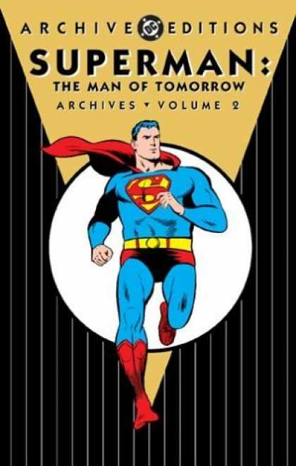 Bestselling Comics (2006) - Superman: The Man of Tomorrow Archives, Vol. 2 (DC Archive Editions) by Bill Fin