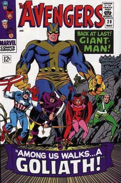 Bestselling Comics (2006) - Essential Avengers, Vol. 2 (Marvel Essentials) by Stan Lee - Giant Man - Captain America - Goliath - Castle - Rock