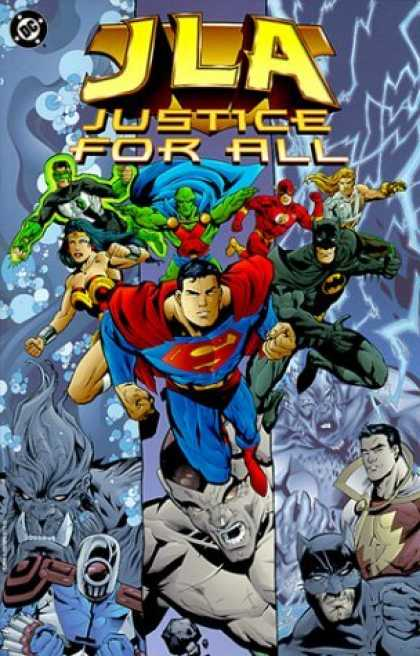 Bestselling Comics (2006) - JLA Vol. 5: Justice for All by Grant Morrison