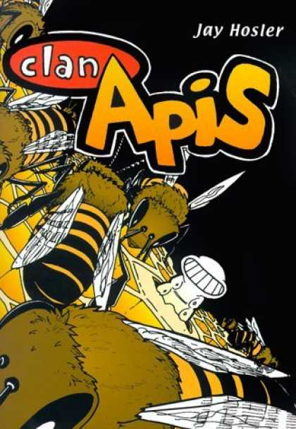 Bestselling Comics (2006) - Clan Apis by Jay Hosler