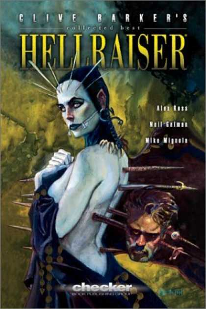 Bestselling Comics (2006) - Clive Barker's Hellraiser: Collected Best, Vol. 1 by Murray - Clive Barker - Alex Russ - Checker - Neil Golman - Collected Best