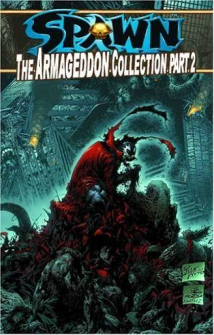 Bestselling Comics (2006) - Spawn: The Armageddon Collection Part 2