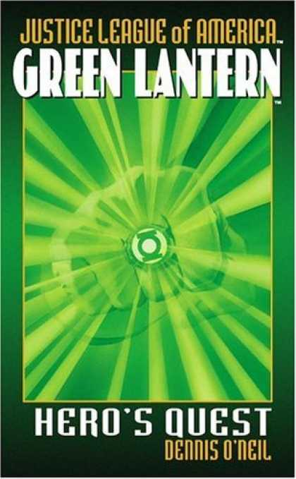 Bestselling Comics (2006) - Green Lantern: Hero's Quest (Justice League of America) by Dennis O'Neil - Green Lantern - Ring - Fist - Punch - Green Light