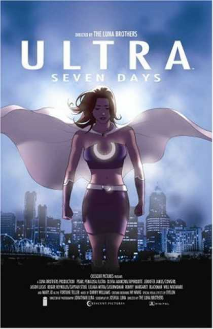 Bestselling Comics (2006) - Ultra: Seven Days by Jonathan Luna