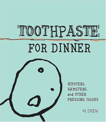 Bestselling Comics (2006) - Toothpaste For Dinner by Drew