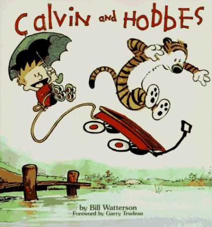 Bestselling Comics (2006) - Calvin and Hobbes by Bill Watterson