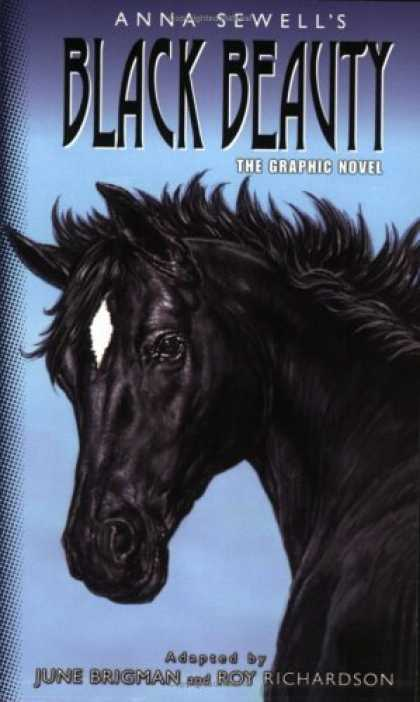 Bestselling Comics (2006) - Puffin Graphics: Black Beauty (Puffin Graphics (Graphic Novels)) by Anna Sewell