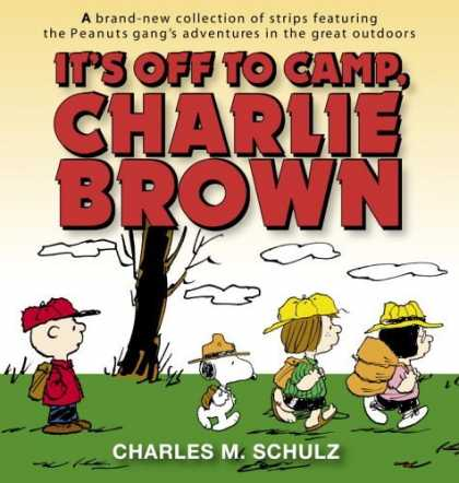 Bestselling Comics (2006) - It's Off to Camp, Charlie Brown by Charles M. Schulz