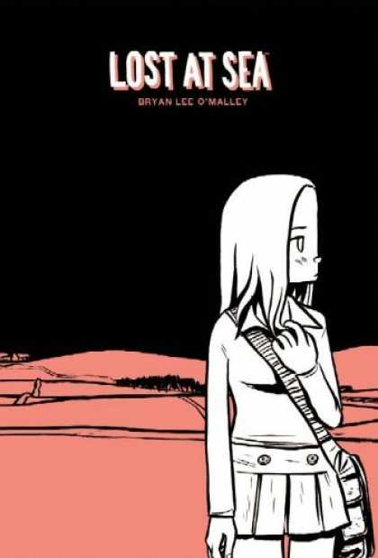 Bestselling Comics (2006) - Lost At Sea by Bryan Lee O'Malley