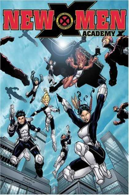 Bestselling Comics (2006) - New X-Men: Academy X Vol. 3: X-Posed (X-Men (Graphic Novels)) by Nunzio Defilipp