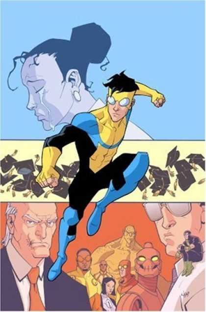 Bestselling Comics (2006) - Invincible Vol. 4: Head of the Class by Robert Kirkman
