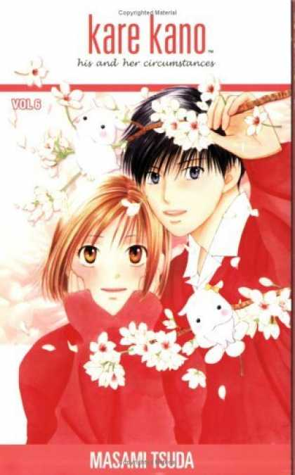 Bestselling Comics (2006) - Kare Kano: His and Her Circumstances, Vol. 6 by Masami Tsuda - His And Her - Circumstances - Kare Kano - Vol 6 - Flowers
