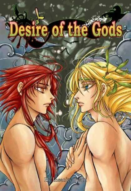 Bestselling Comics (2006) - Desire of the Gods (Yaoi) by Insanity Team