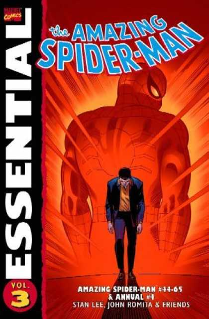 Bestselling Comics (2006) - Essential Amazing Spider-Man, Vol. 3 (Marvel Essentials) by Stan Lee