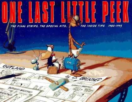 Bestselling Comics (2006) - One Last Little Peek, 1980-1995: The Final Strips, the Special Hits, the Inside