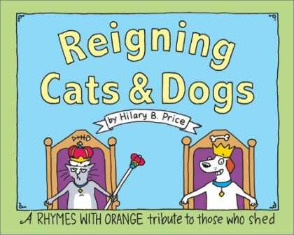 Bestselling Comics (2006) 3068 - Cat - Dog - King - Queen - Angry Cat