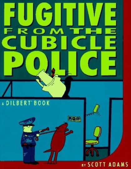 Bestselling Comics (2006) - Fugitive from the Cubicle Police by Scott Adams