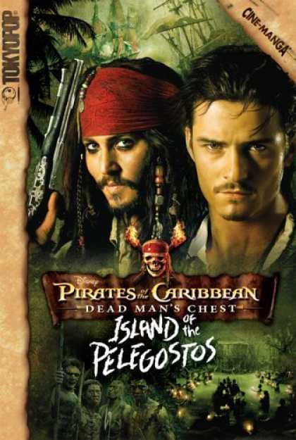 Bestselling Comics (2006) - Pirates of the Caribbean: Dead Man's Chest: Island Of The Pelegostos (Pirates of