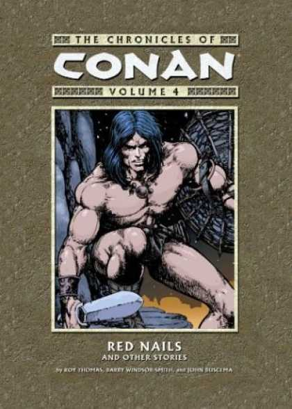 Bestselling Comics (2006) - The Song of Red Sonja and Other Stories (Chronicles of Conan, Book 4) by Roy Tho - Conan - Volume 4 - Chronicles - Red Nails - Stories