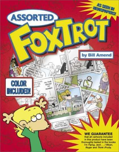 Bestselling Comics (2006) - Assorted Foxtrot by Bill Amend
