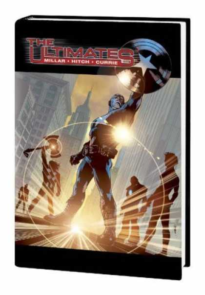 Bestselling Comics (2006) - The Ultimates, Vol. 1 by Mark Millar - Millar - Hitch - Currie - Superhero - Axe