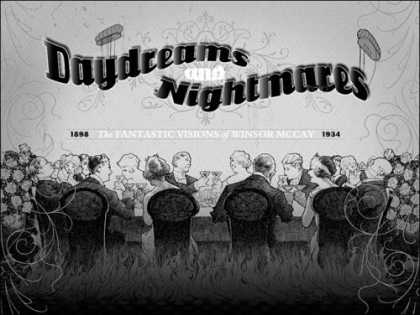 Bestselling Comics (2006) - Daydreams & Nightmares by Winsor McCay - Daydreams - Nightmares - Table - Party - Winsor Mccay