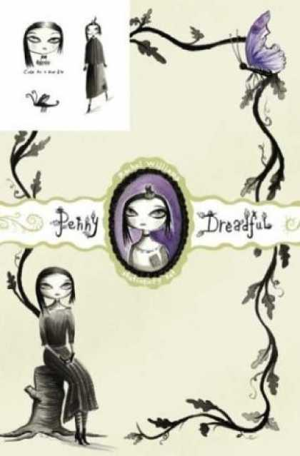 Bestselling Comics (2006) - Dark Horse Deluxe Stationery Exotique: Rachel Williams' Penny Dreadful by Rachel