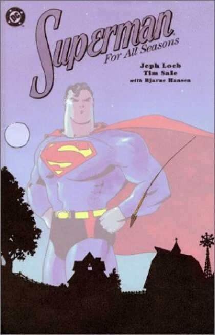 Bestselling Comics (2006) - Superman for All Seasons by Jeph Loeb