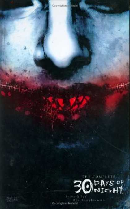 Bestselling Comics (2006) - The Complete 30 Days of Night by Steve Niles
