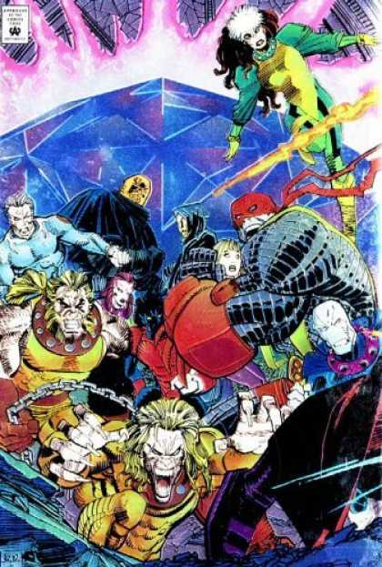 Bestselling Comics (2006) - X-Men: The Complete Age of Apocalypse Epic, Book 3 by Warren Ellis