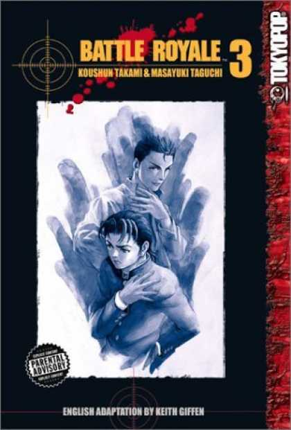 Bestselling Comics (2006) - Battle Royale, Vol. 3 by Koushun Takami