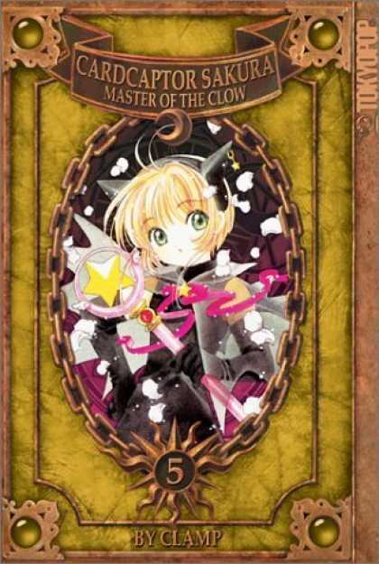 Bestselling Comics (2006) - Cardcaptor Sakura: Master of the Clow, Book 5 by Clamp