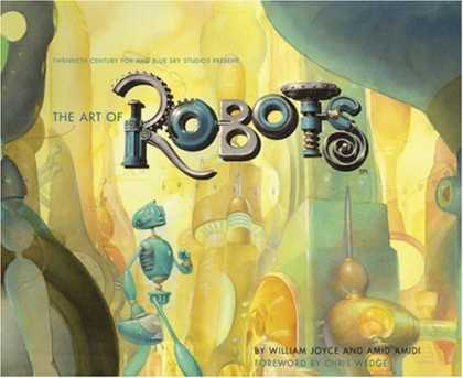 Bestselling Comics (2006) - The Art of Robots by Amid Amidi