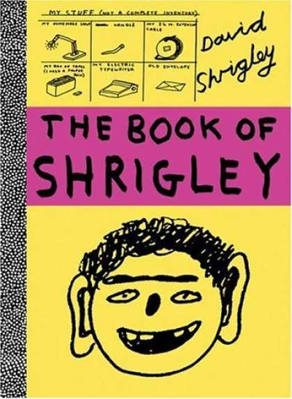Bestselling Comics (2006) - The Book of Shrigley by David Shrigley