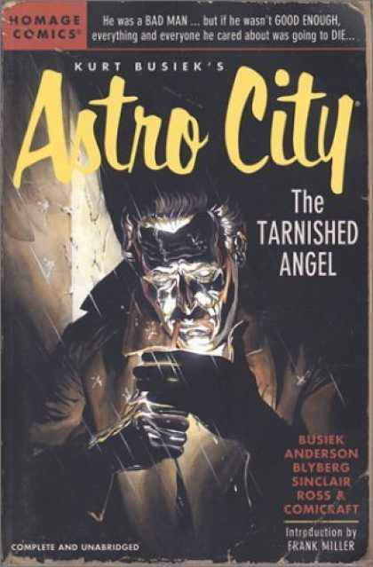 Bestselling Comics (2006) - Astro City Vol. 4: The Tarnished Angel by Kurt Busiek