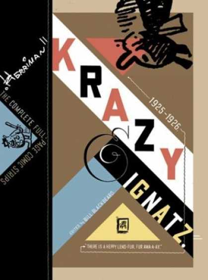 "Bestselling Comics (2006) - Krazy & Ignatz 1925-1926: ""There is a Heppy Land Furfur A-waay"" (Krazy Kat) by G"