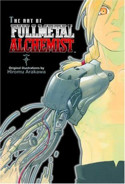 Bestselling Comics (2006) - The Art Of Fullmetal Alchemist