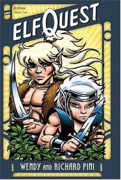 Bestselling Comics (2006) - Elfquest: Archives, Volume 2 (Elfquest) by Wendy Pini