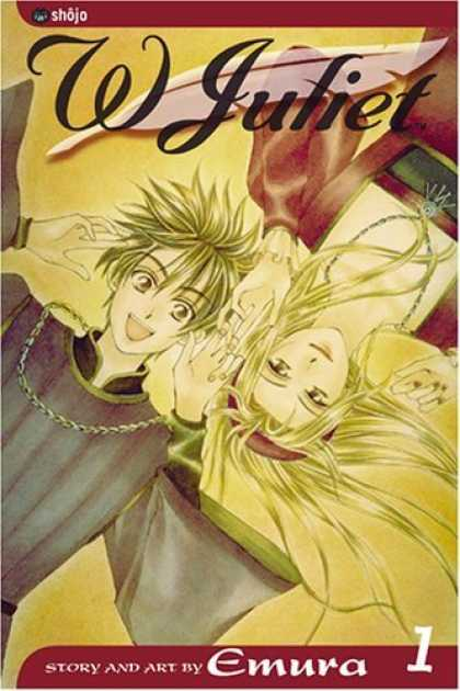 Bestselling Comics (2006) - W Juliet, Volume 1 (W Juliet (Graphic Novels)) - W Juliet - Emura 1 - Story And Art - Girl - Man