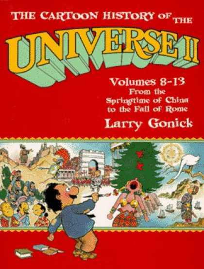 Bestselling Comics (2006) - Cartoon History of the Universe 2 by Larry Gonick