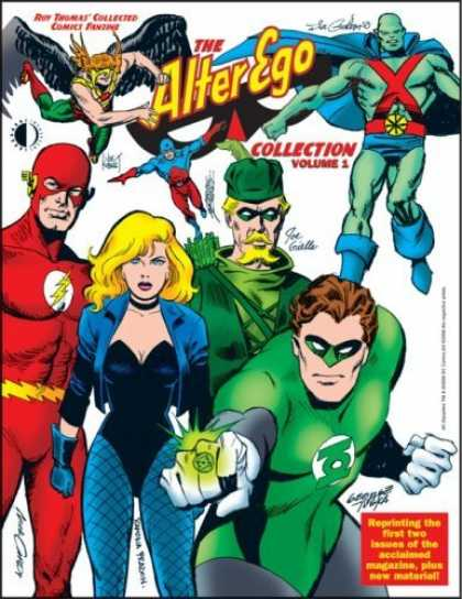 Bestselling Comics (2006) - Alter Ego Collection, Vol. 1 by Roy Thomas