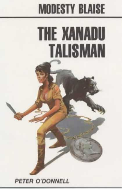 Bestselling Comics (2006) - The Xanadu Talisman: Modesty Blaise by Peter O'Donnell