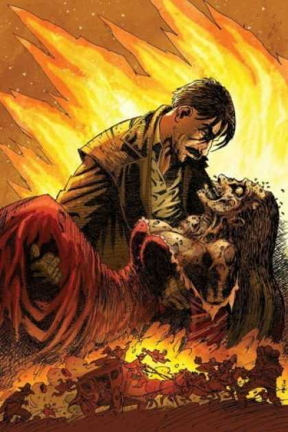 Bestselling Comics (2006) - The Wicked West Volume 2: Abomination & Other Tales by Todd Livingston - Glames - Dead - Dress - Fire - Red