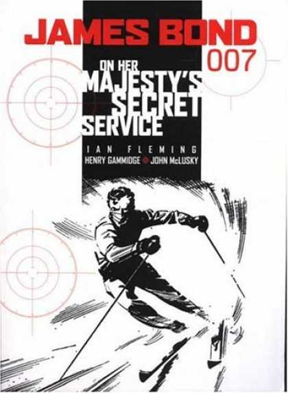 Bestselling Comics (2006) - James Bond: On Her Majesty's Secret Service by Ian Fleming - Ian Fleming - John Mclusky - Henry Gammidge - Target - Skiing