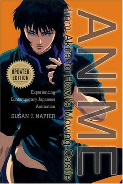 Bestselling Comics (2006) - Anime from Akira to Howl's Moving Castle, Updated Edition: Experiencing Contempo