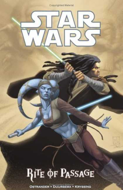 Bestselling Comics (2006) - Rite of Passage (Star Wars) by John Ostrander