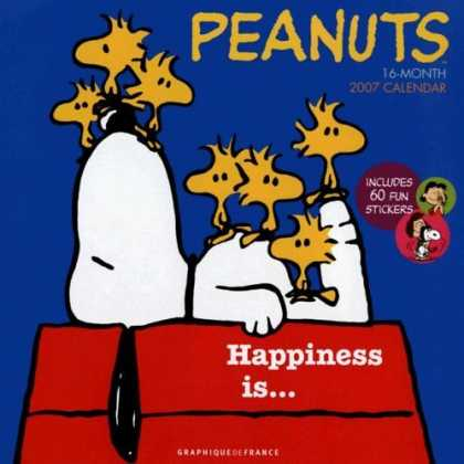 Bestselling Comics (2006) - Peanuts: Happiness Is