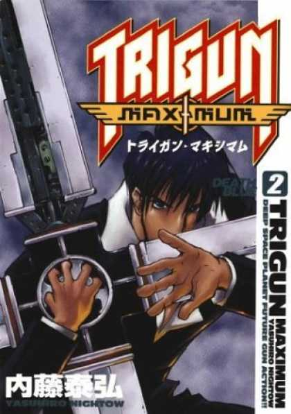 Bestselling Comics (2006) - Trigun Maximum Volume 2: Death Blue (Trigun Maximum (Graphic Novels)) by Yasuhir