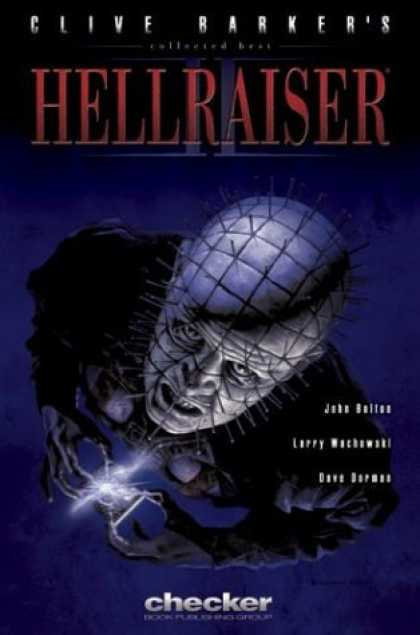 Bestselling Comics (2006) - Clive Barker's Hellraiser: Collected Best, Vol. 2 by John Bolton - Pinhead - Hellraiser - Needles - Collected Best - Horror
