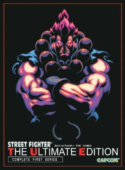 Bestselling Comics (2006) - Street Fighter: The Ultimate Edition Volume 1 by Ken Siu-Chong - Capcom